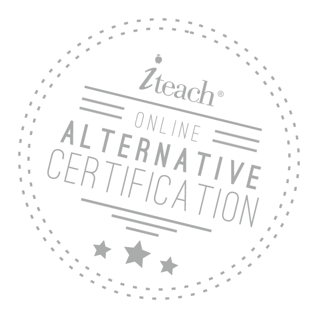 online teacher certification badge