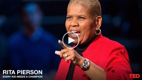 Ted Talk on Teaching and Inspiring New Teachers