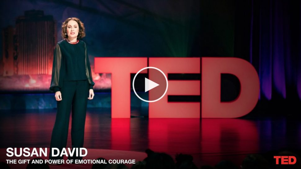 Susan David Ted Talk on Emotional Agility