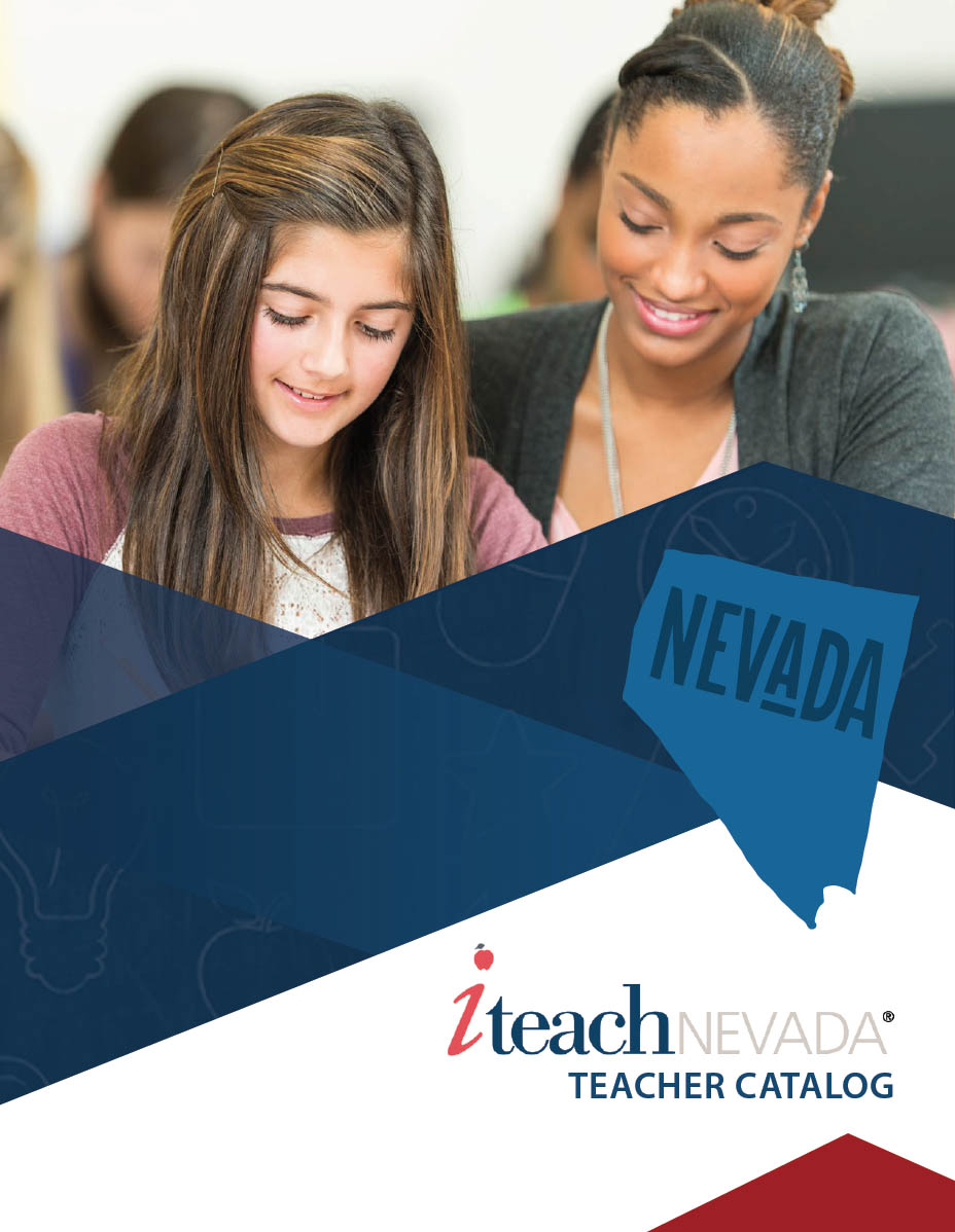 Nevada Online Teacher Certification Catalog Download Image