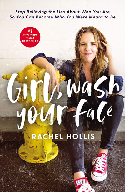 Girl Wash Your Face Cover