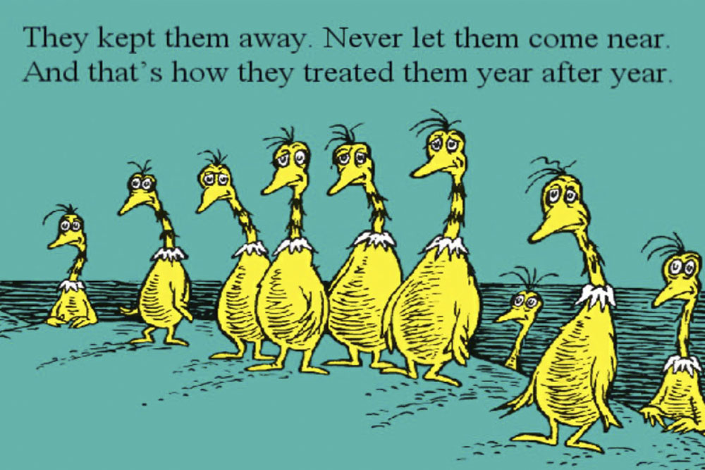 Star-Bellied Sneetches Great Book for Teachers