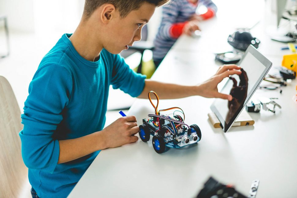 Robotics and Technology in the Classroom