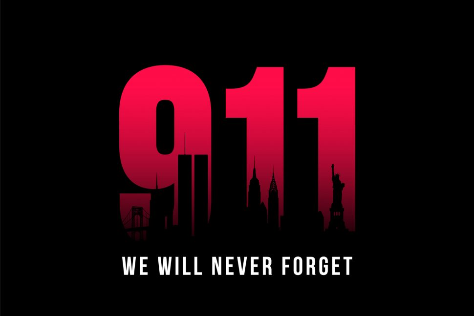 September 11 We Will Never Forget